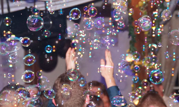 Ambiance bulles