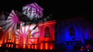 Eclairage Eglise