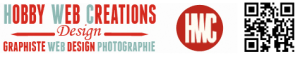 Bannière hobbyWebCreations