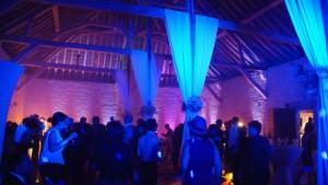 Déco LED Grange